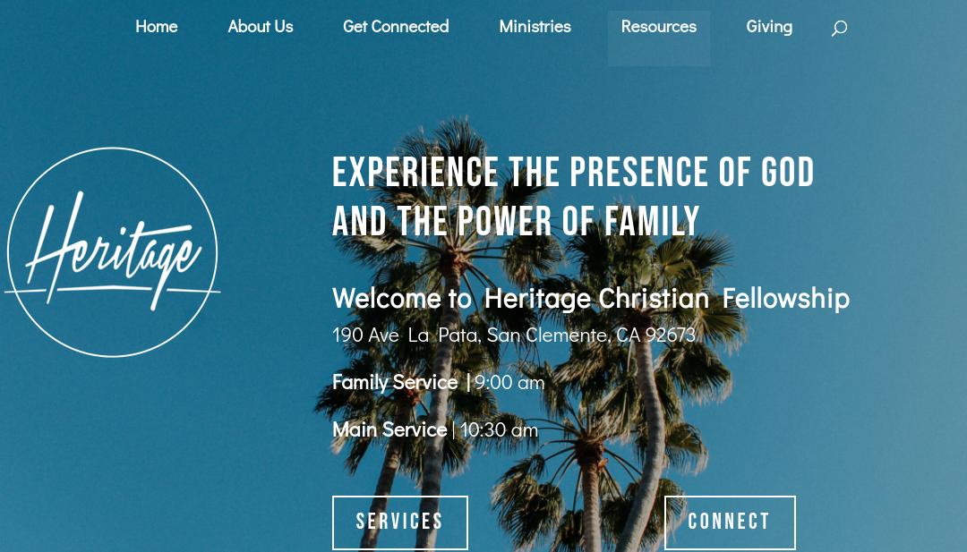Heritage Christian Fellowship